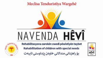 Permalink auf:Ein Tageszentrum für Kinder mit handicap in Machmur, Kurdistan Region Irak