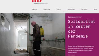 Permalink auf:Corona-Spendenkampagne der Städtepartnerschaften und NGOs zur Unterstützung des Gesundheitssystems in Nord- und Ostsyrien